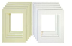 Photo-Frames-Mounts-Bevel-Cut-Mount-for-Picture-Frames-Inserts-Instagram-Square