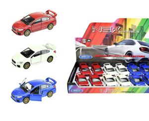 Subaru-Wrx-Sti-Modellino-Auto-Auto-Licenza-Prodotto-Scala-1-3-4-1-3-9