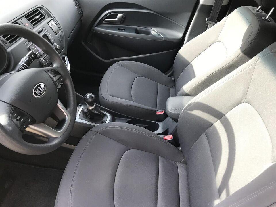 Kia Rio 1,2 CVVT Collect Benzin modelår 2015 km 57000