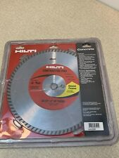 Hilti Ds Cp 12 Inch Gp Turbo Concrete Cutting Disc 12 Diameter 281293 Blade