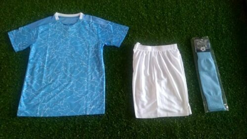 Shorts and socks Soccer Uniforms $21 each Jersey with numbers names