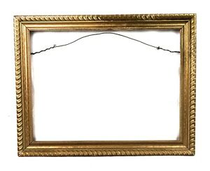 Vintage-Antique-Style-Picture-Frame-Gold-Gilt-Gesso-Baroque-Fits-16-x-12