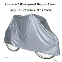 UNIVERSAL WATERPROOF CYCLE BICYCLE BIKE COVER RAIN RESISTANT BIKE COVER NEW