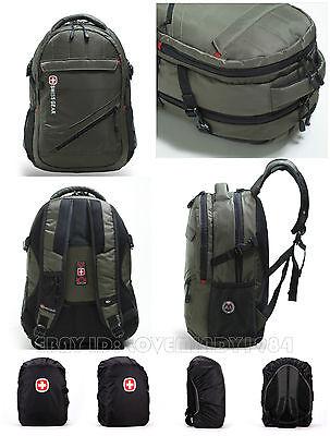 """Laptop Notebook Shoulder Bag Backpack Rucksack SwissGear Swiss Gear SA006K 15.6"""""""