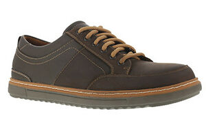 a9a02c1c908 Details about Florsheim Work FS2600 Men's Gridley Brown Lace Oxford Leather  Steel Toe NEW