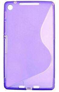 Coques-Etui-Housse-silicone-Case-gel-GOOGLE-NEXUS-7-2-FULL-HD-2013-VIOLETTE
