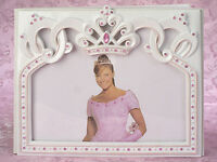 Quinceanera Sweet 15 16 Birthday Princess Pink Tiara Photo Guest Book Pen Set