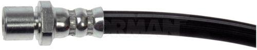 Brake Hydraulic Hose Rear Left Dorman H622339 fits 13-17 Subaru WRX STI