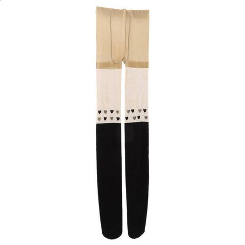 Stocking Fall Solid ColorThigh Highs Stockings Knee Pantyhose  Soft Stocking BT3