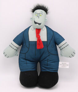Image Is Loading Kellytoy HOTEL TRANSYLVANIA 2 Plush FRANK Stuffed Animal