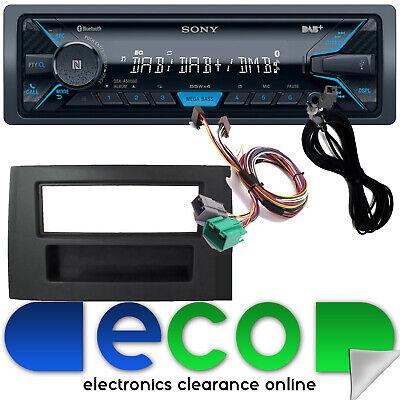 Volvo XC90 2002 On SONY Mechless Bluetooth DAB Car Stereo Amp Bypass Fascia  Kit | eBay