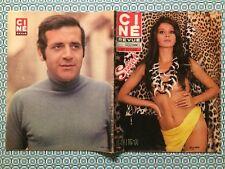 Ciné Revue n 40 1972 Aliza Adar Elvire Maillard Marlon Brando Jouvet Walt Disney