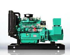 24kw Military Generator Engine Diesel Quiet Standby Brushless Alternator Genset