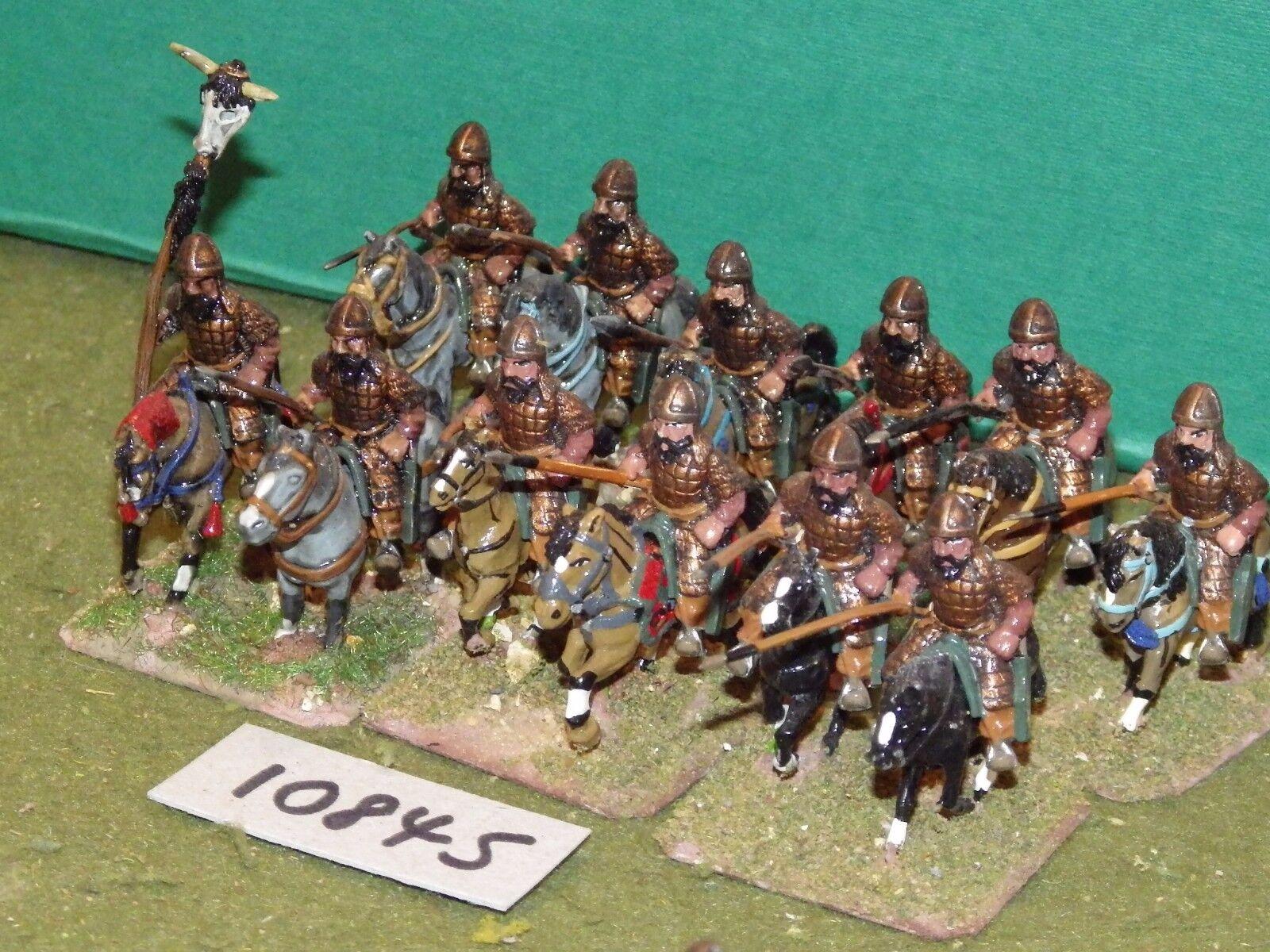 25mm dark ages   hun - cavalry 12 cavalry - cav (10845)