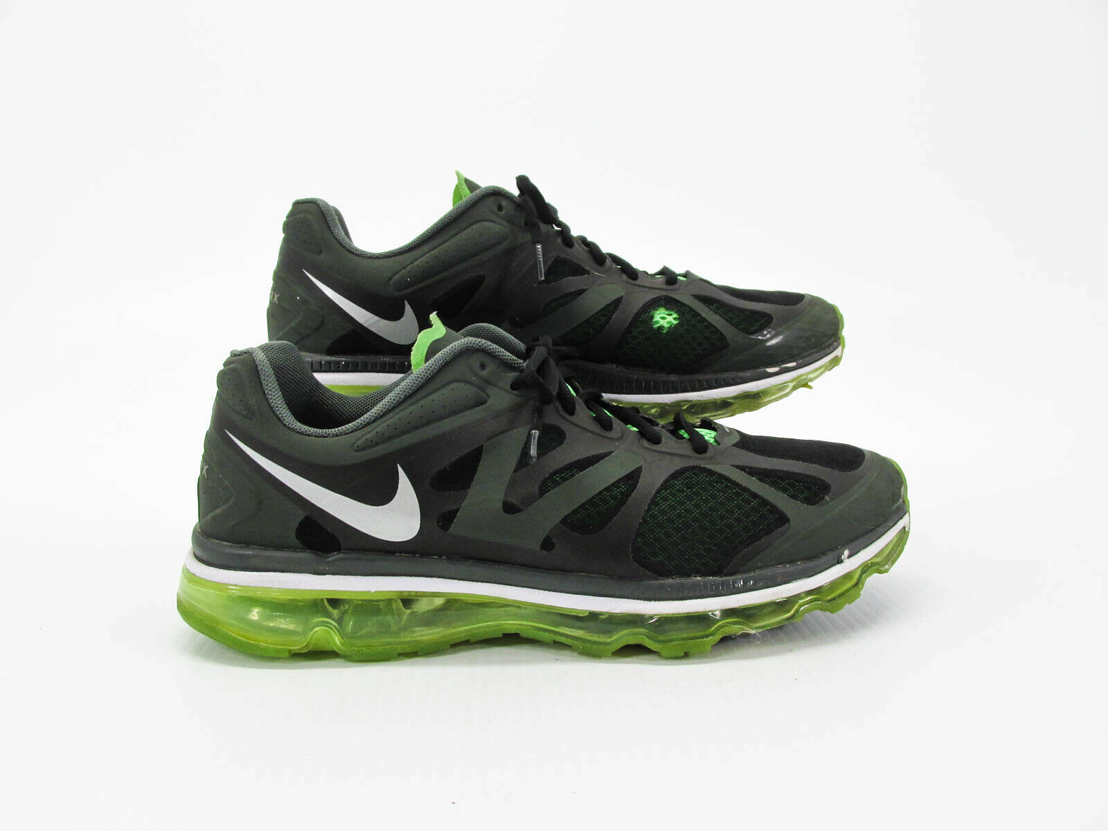 Nike Air Max Plus 2012 Men Athletic Running shoes Size 12M Pre Owned HJ