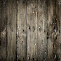 Wooden Thin Wall Vinyl Photography Props Retro Background Backdrop 5x3ft Zz26