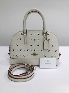 Coach-Mini-Sierra-Crossbody-Satchel-Bag-Perf-Leather-in-Chalk-COD-Paypal