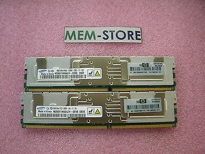 HP 413015-B21//398709-071 16GB DIMM PC2-5300 2x8GB DDR2 Memory Kit