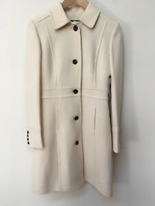 J Crew Lady Day Coat Italian Double Cloth Wool With Thinsulate Sz 2