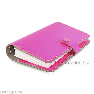 Filofax The Original Personal Size Leather Organiser - All Colours Available