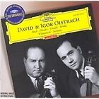 David & Igor Oistrakh Play Bach, Vivaldi, Handel, Benda, Wienawski, Sarasate (2000)