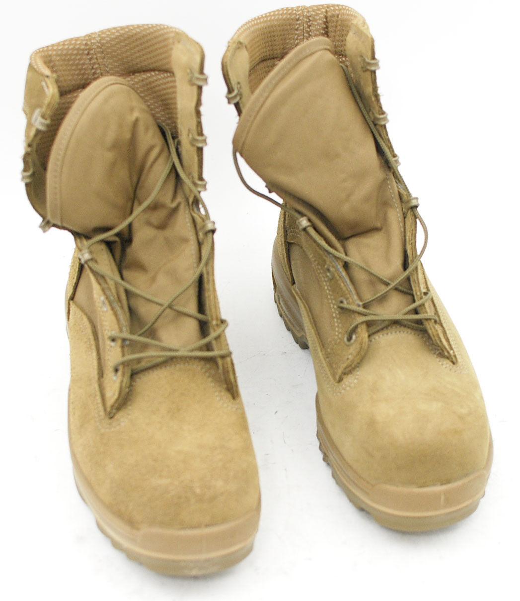 Bates Men's Terrax3 Hot Weather Comp Toe Coyote Military & Tactical Boots 9.5