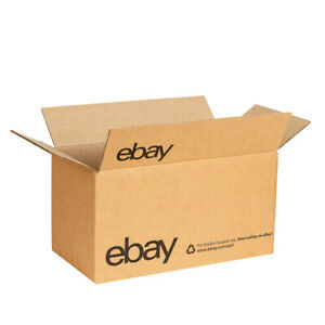 NEW-EDITION-eBay-Branded-Boxes-With-Black-Color-Logo-12-034-x-6-034-x-6-034