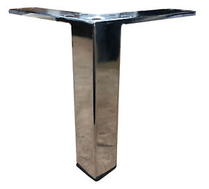 Image Is Loading 5 034 High Metal Furniture Leg Legs