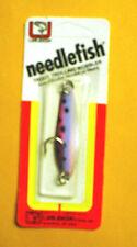 **Vintage** Luhr Jensen Needlefish 1051-002-0314 Size 2 Rainbow Trout