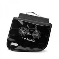 Satchel Bike Bike That's Italia Retro Vintage Suitcases Transport Rack