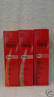 Original Wella Color Touch Demi-permanent Hair Color (levels 6 & 7)u Pick 2 Oz