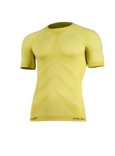 sehr leicht 3D ELASTISCH  Thermoaktiv Fitness Funktionsshirt Jogging Laufshirt