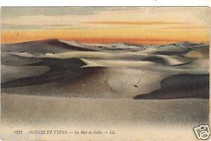 Escenas y tipos de - cpa - Mar Sandy (H3377)