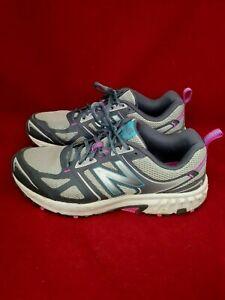 NEW-BALANCE-412-V3-All-Terrain-Gray-Trail-Walking-Sneakers-Shoes-Womens-Sz-11-D