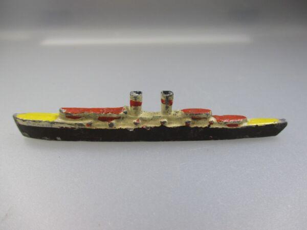 Hamacher Schiffsmodell 30er Jahre, Maßstab 1:1250 (nh21) Elegantes Und Robustes Paket