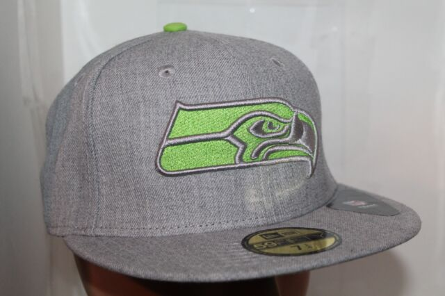great look outlet vast selection Seattle Seahawks Era 59fifty NFL Salute to Service Sideline Cap ...
