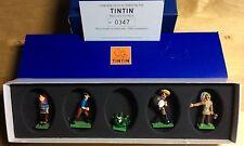 TINTIN Mini-série Far West Pixi Moulinsart Réf. 46947 2000 ex. État neuf
