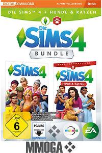 Die Sims 4 + Hunde und Katzen Bundle Key - PC EA Origin Code Sims 4 Cats & Dogs