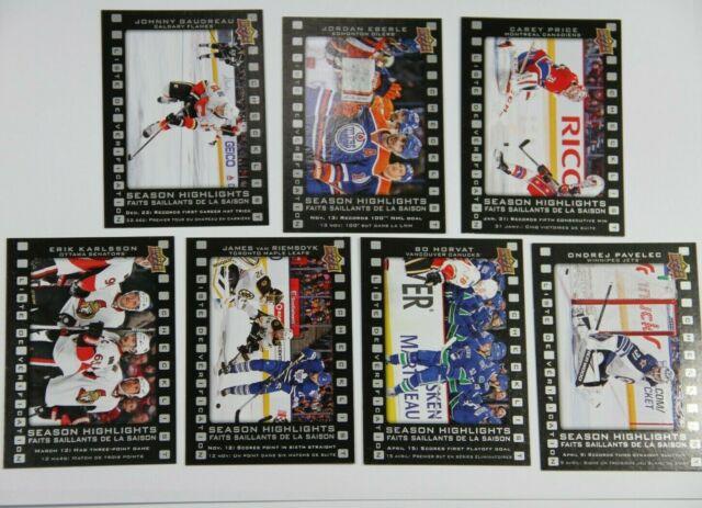 15/16 Tim Hortons Hockey Season Highlights #1-7