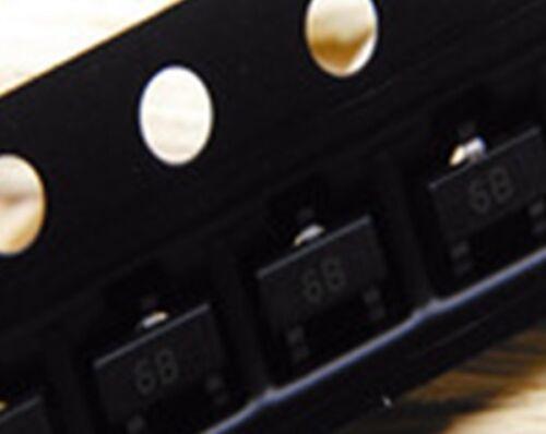 SMD transistor BC817 BC817-25 SMD 6B SOT23 NPN 0.1A//45V .C71.3