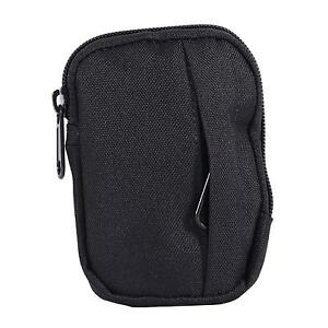 Mini-Waist-Pack-EDC-Coin-Wallet-Utility-Outdoor-Sports-Pouch-Bag-Black