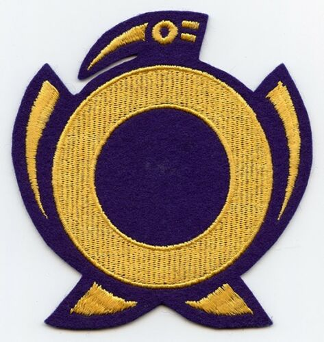 WWII USAAF 391st Bomb Squadron, 34th Bomb Group, 8th Air Force Patch