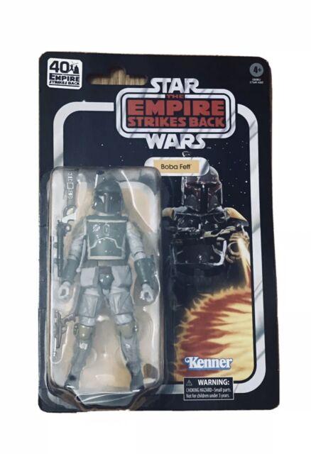 Star Wars Black Series BOBA FETT Empire Strikes Back 40th Anniversary SHIPS NOW