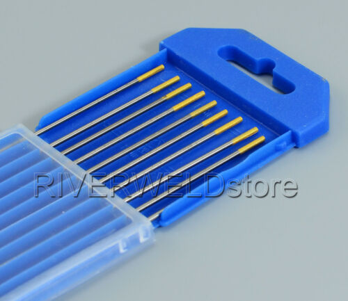 """,10PK 1.5/% Lanthanated WL15 TIG Welding Tungsten Electrode 1//16/""""x7/"""" 1.6mmx175mm"""