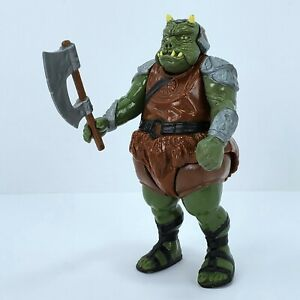 Vintage-Kenner-Star-Wars-Gamorrean-Guard-Axe-Weapon-ROTJ-LFL-1983