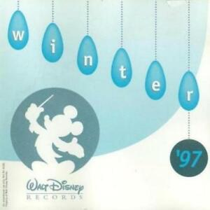 Walt Disney Records: Winter '97 PROMO MUSIC AUDIO CD Flubber Lion King NEW PROMO
