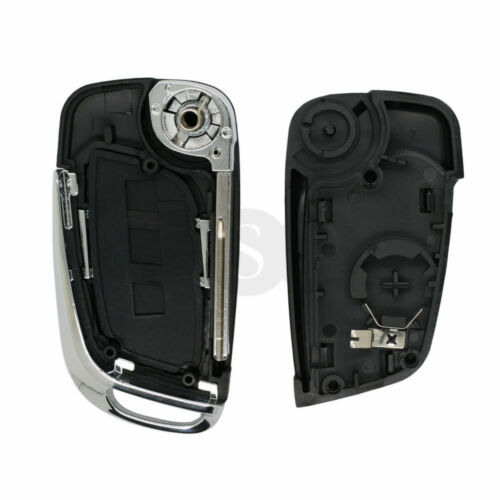 Flip Key Shell refit for PEUGEOT 207 107 407 308 307 607 Remote Key Case 2 BTN