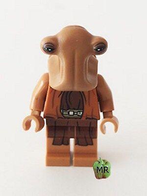 Lego ITHORIAN JEDI MASTER 75051 Hammerhead Star Wars Minifigure