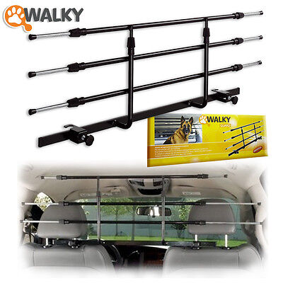 Walky Guard Car Barrier for Pet Dog Automotive Safety By Walky