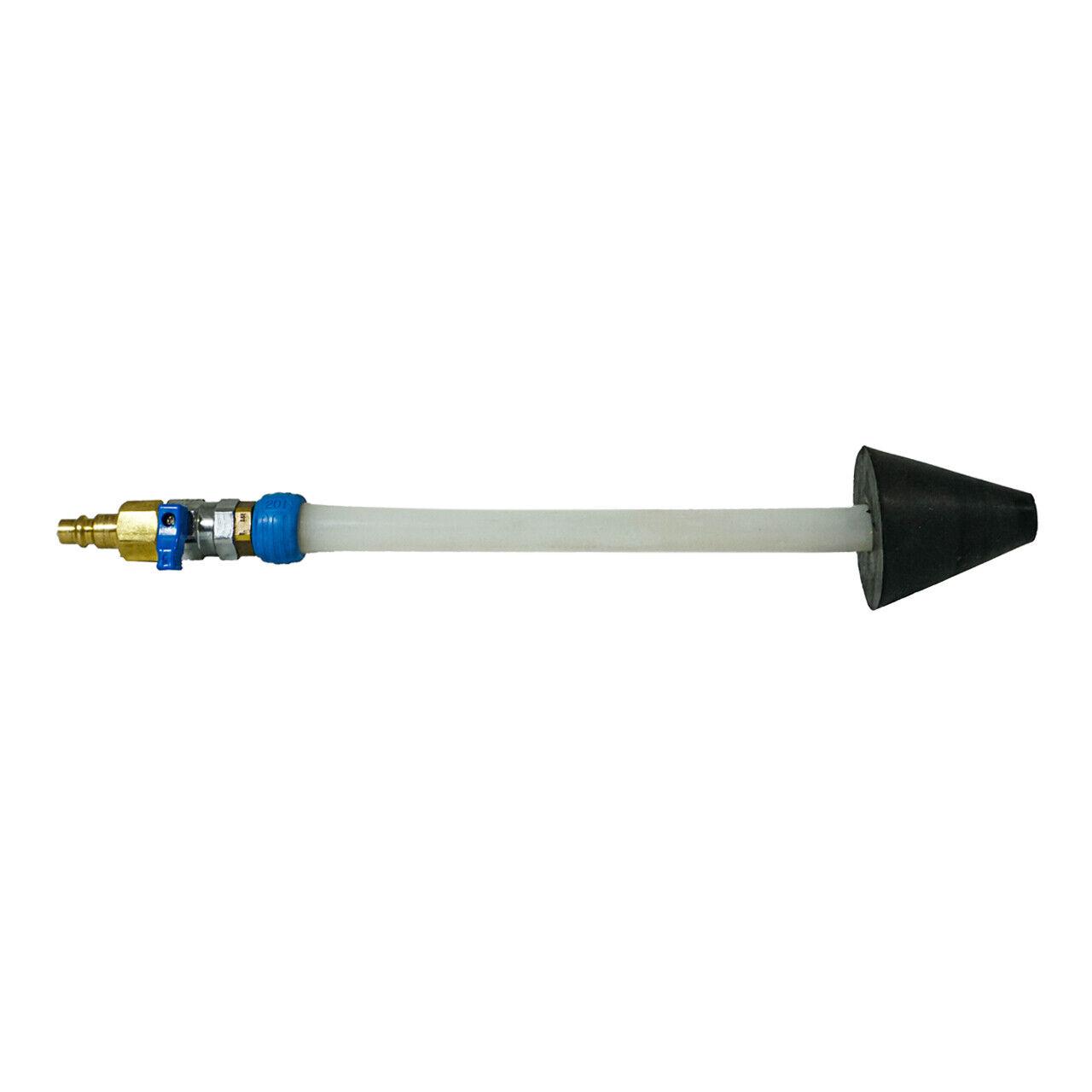 s l1600 - x1 Lanza Universal Adaptable COMPLEMENTO para BAC Bomba Desatascadora de Tuberia